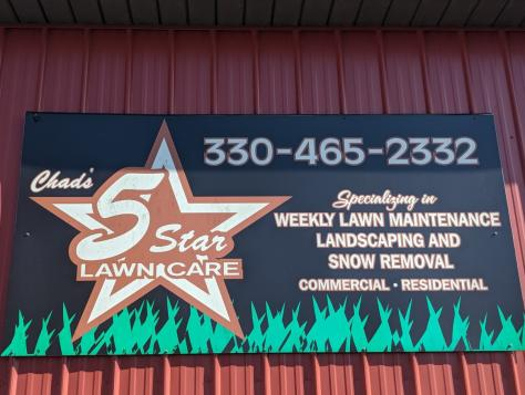 About Us 5 Star Lawn Care